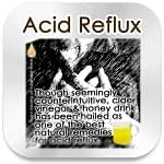 acid reflux cure with honey