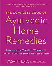Amazon Book Ayurvedic Home Remedies Image