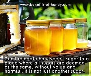 honey is not just another sugar